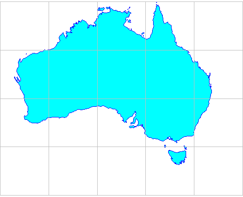 Australia Map Grid.Vector Grids Geotools 20 Snapshot User Guide